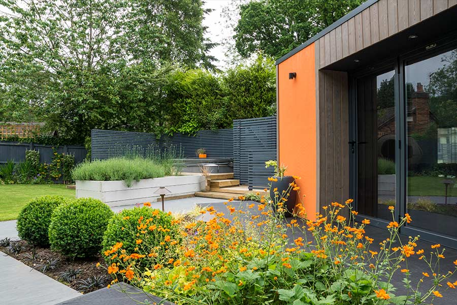 Garden Design Planting Maintenance In Birmingham By Lupin Gardens